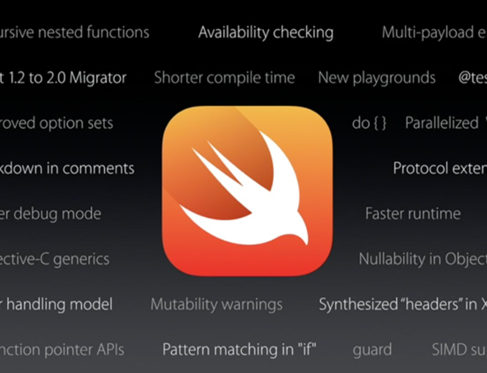 Be Swift: A new chapter in iOS app development