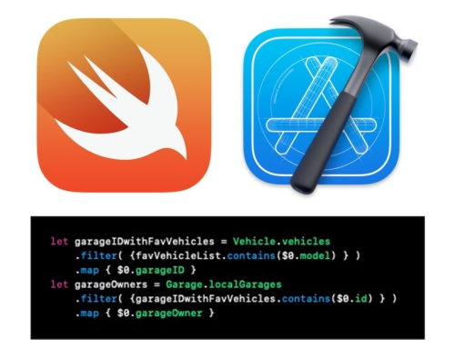 Be Swift: Using map and filter methods